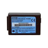 Zebra High Capacity Rechargable Battery