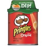 KEB12496 - Pringles Keebler Orig Potato Crisps w/Jalapen...