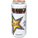 Rockstar Sugar Free Canned Energy Drink - Diet - 16 fl oz - Can - 24 / Carton PEP121047