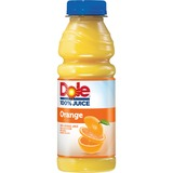 Ocean Spray Bottled Orange Juice - Orange Flavor - 15.20 fl oz - Bottle - 12 / Carton PEP123367