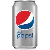 Pepsi Diet Pepsi Cola Canned Soda - Diet - Soda, Cola Flavor - 12 fl oz - Can - 24 / Carton PEP83775