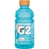 Gatorade G2 Glacier Freeze Sports Drink - Glacier Freeze Flavor - 12 fl oz - Bottle - 24 / Carton QKR12007
