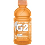 Gatorade G2 Orange Sports Drink - Orange Flavor - 12 fl oz - Bottle - 24 / Carton QKR12204