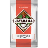 DS Services Javarama Signature Blend Coffee Packs - Caffeinated - Signature Blend - 24 Packet - 24 / DSW21968035