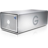 HGST G-RAID Removable Thunderbolt 2 USB 3.0 12000GB Silver NA