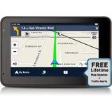 Magellan RoadMate 5430T-LM Automobile Portable GPS Navigator - Refurbished - Portable
