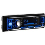 BOSS AUDIO 610UA Single-DIN MECH-LESS Multimedia Player (no CD or DVD), Receiver - Plays | MP3/USB/SD