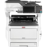 Oki MC873DN LED Multifunction Printer - Color - Plain Paper Print - Desktop