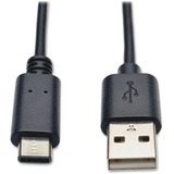 TRPU038003 - Tripp Lite 3ft USB 2.0 Hi-Speed Cable A Male t...