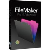 Filemaker Pro v.14.0 Advanced - Box Pack (Upgrade) - 1 User