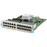 HPE 12-port 10/100/1000BASE-T PoE+ / 12-port 1GbE SFP MACsec v3 zl2 Module