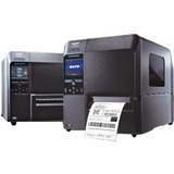 Sato CL608NX Thermal Transfer Printer - Monochrome - Desktop - Label Print