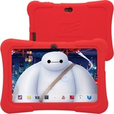 """Tablet Express Dragon Touch 7"""" Android Kids Tablet - Red - PC Platform - 1.2 GHz Processor - 512 MB RAM - 8 GB - Quad Core CPU - Safe Internet - For Kids and Parents - HD Screen"""