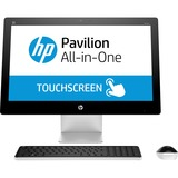 HP Pavilion 23-q000 23-q009 All-in-One Computer - AMD A-Series A10-8700P 1.80 GHz - Desktop