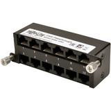Tripp Lite Cat5e/6 Pass-Through Cassette - (x12) RJ45