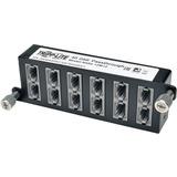 Tripp Lite 40Gb Pass-Through Cassette - (x12) 12-Fiber MTP/MPO