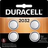 DURDL2032B4PK - Duracell Coin Cell Lithium 3V Battery - DL...
