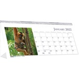 HOD3689 - House of Doolittle Wildlife Photo Desk Top...