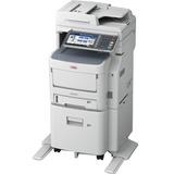 Oki MC780FX+ LED Multifunction Printer - Color - Plain Paper Print