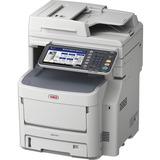 Oki MC770+ Wireless LED Multifunction Printer - Color - Plain Paper Print - Desktop