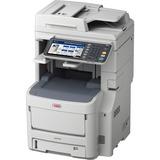 Oki MC780+ LED Multifunction Printer - Color - Plain Paper Print - Desktop