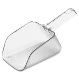 Rubbermaid Commercial Utility Scoop, Bouncer, 32 oz, Clear - 1 Piece(s) - 1Each - Dishwasher Safe -  RCP288400CLR