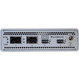 ATTO 20Gb/s Thunderbolt 2 (2-port) to 10GbE (2-Port) Device ( includes SFPs )