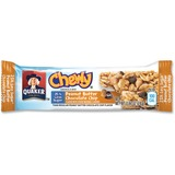 Quaker Oats Chewy Granola Bars - Individually Wrapped - Peanut Butter, Chocolate Chip - 6.70 oz - 96 QKR31184