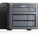 Promise Pegasus2 R2+ - 2 x HDD Supported - 2 x HDD Installed - 6 TB Installed HDD Capacity
