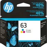 HP 63 Original Ink Cartridge - Single Pack