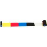 Zebra 5 Panel Color Ribbon
