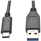 TRPU428003 - Tripp Lite 3ft USB 3.1 Gen 1.5 Adapter USB-C t...