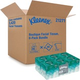 KCC21271CT - Kleenex Boutique Facial Tissue