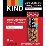 KND17250 - KIND Dark Chocolate Cherry Cashew Plus Bars