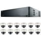 Samsung Techwin 16 Channel PoE NVR Kit