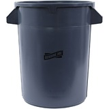 GJO60463CT - Genuine Joe Heavy-duty Trash Container