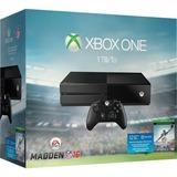 Microsoft Xbox One EA Sports Madden NFL 16 Bundle