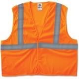 EGO20965 - GloWear Class 2 Orange Super Econo Vest