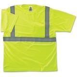 EGO21502 - GloWear Class 2 Reflective Lime T-Shirt