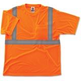 EGO21512 - GloWear Class 2 Reflective Orange T-Shi...