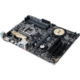 Asus Z170-P Desktop Motherboard - Intel Z170 Chipset - Socket H4 LGA-1151