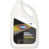 Clorox Urine Remover - Liquid Solution - 1 gal (128 fl oz) - Rain Clean Scent - 1 Each - Clear CLO31351