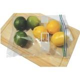 "Heritage Reclosable Food/Utility Zipper Bags - 2 gal - 13"" Width x 15.60"" Length x 1.75 mil (44 Micr HERJ1315WC"