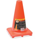 "Honeywell Orange Traffic Cone - 1 Each - 12"" Height - Cone Shape - Fade Resistant, Long Lasting, UV  HWLRWS50010"