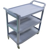 IMP7006 - Impact Products 3-Shelf Bussing Cart