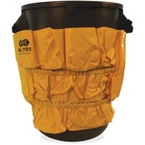 Impact Products Vinyl Gator Caddy - 9 Pocket(s) - Yellow - Vinyl - 1Each IMP7705