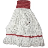 Impact Products Saddle Type Wet Mop - Cotton, Synthetic IMPL166LG
