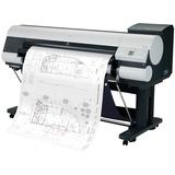 """Canon imagePROGRAF iPF830 Inkjet Large Format Printer - 44"""" Print Width - Color"""