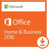 Microsoft Office 2016 Home & Business - License - 1 PC