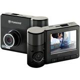 """Transcend DrivePro 520 Digital Camcorder - 2.4"""" LCD - CMOS - Full HD - Black"""